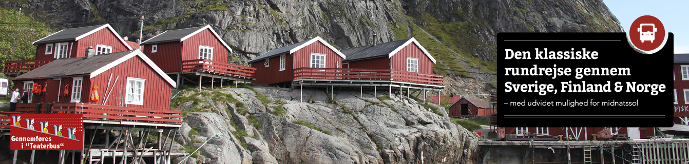 Nordkap - Lofoten