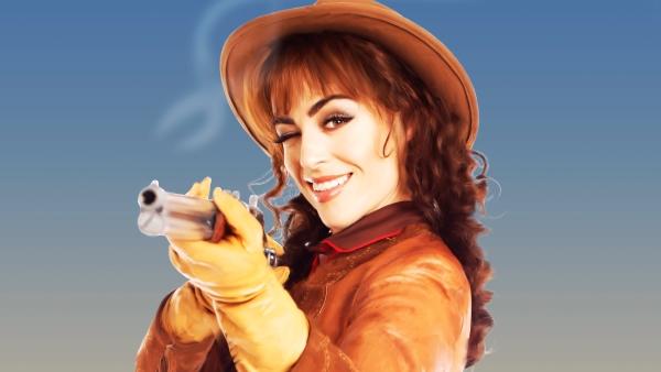 Annie Get Your Gun på Det Ny Teater