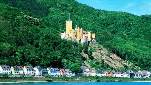 Bekjente Rhinen avis Koblenz