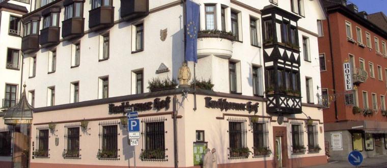 Hotel Erfurt Hof Schwarzwald