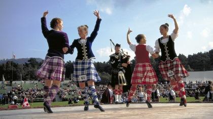Skotland rundrejse