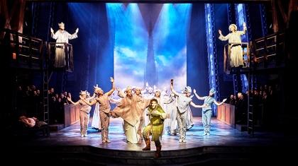 Klokkeren fra Notre Dame - The Musical