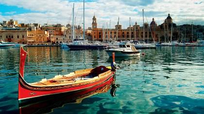 Malta - flyrejse