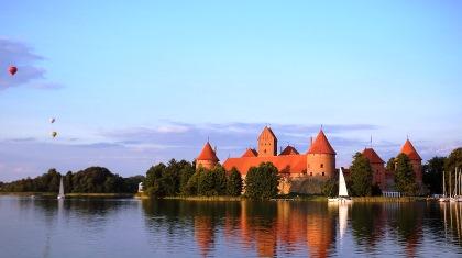 Baltikum rundrejse