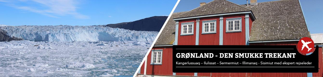 Grønland - Den smukke trekant