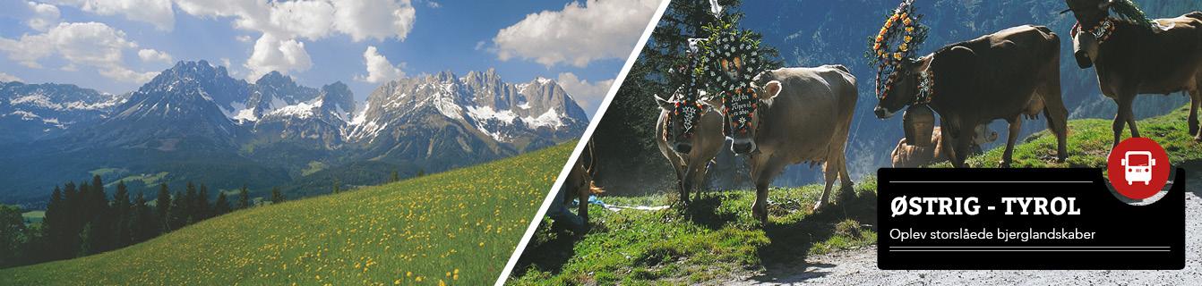 Østrig - Tyrol