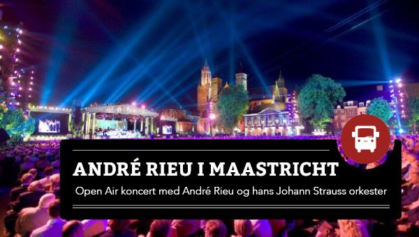 André Rieu Open Air i Maastricht 2021