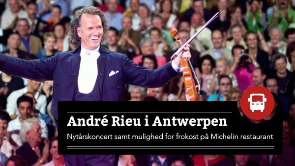 André Rieu i Antwerpen - Nytårskoncert