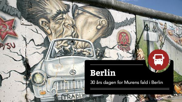 Berlin - 30 år efter Murens fald