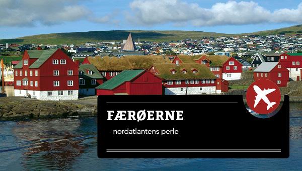 Færøernes – Nordatlantens Perle