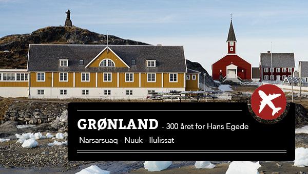 Grønland - 300 året for Hans Egede