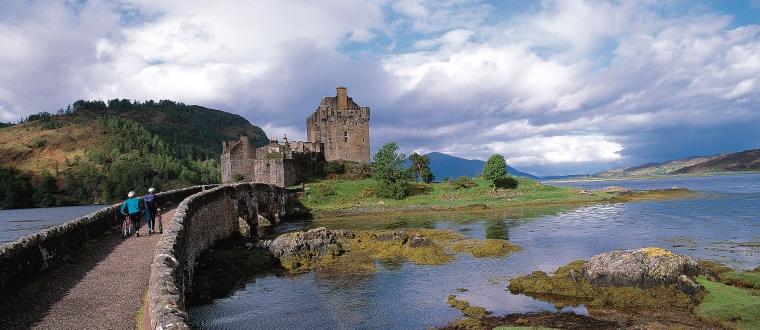rundrejse til skotland