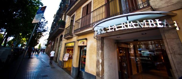 Hotel arc la rambla barcelona for Las ramblas hotel barcelona