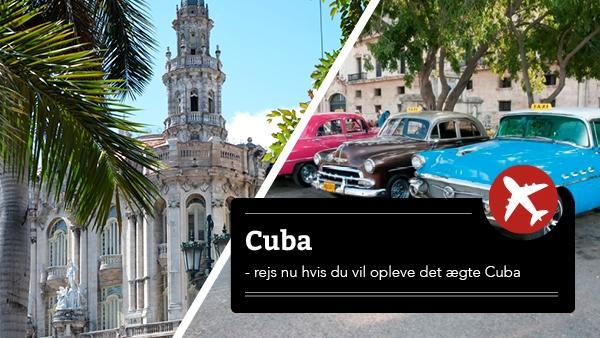 Cuba - Rundrejse med Anders Errboe