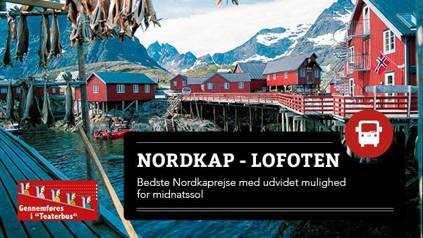 Nordkap Lofoten - 15 dage