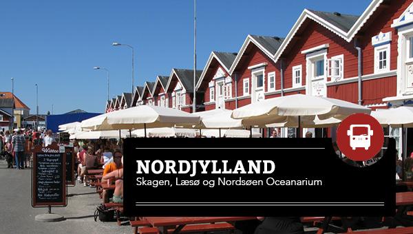 Nordjylland, Skagen og Læsø