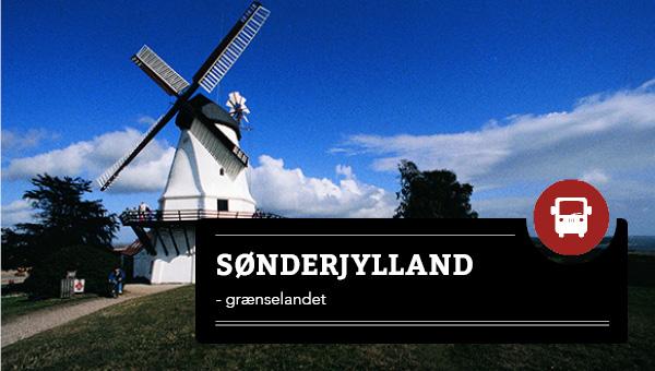 Sønderjylland - danske og tyske oplevelser