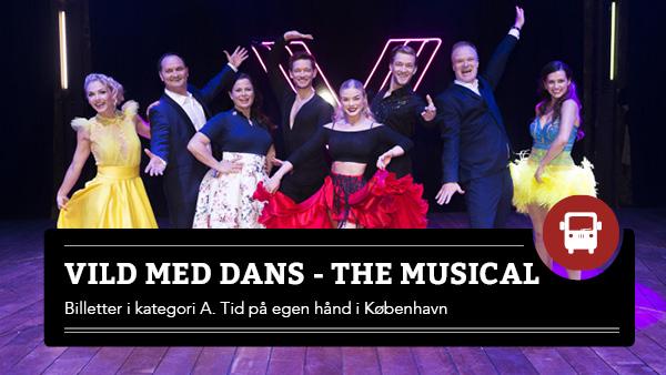 Vild med dans - The musical