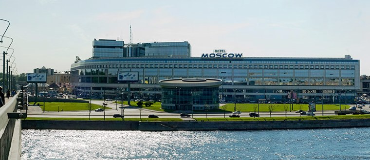 Hotel Moskva, Sankt Petersborg