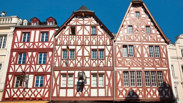 Trier, Mosel og Luxemburg