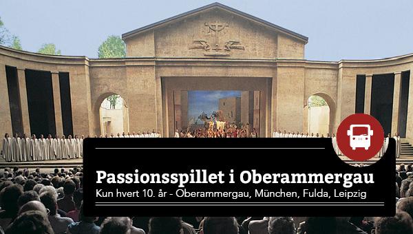 Passionsspillet i Oberammergau, Brande Egnens Højskole Forening